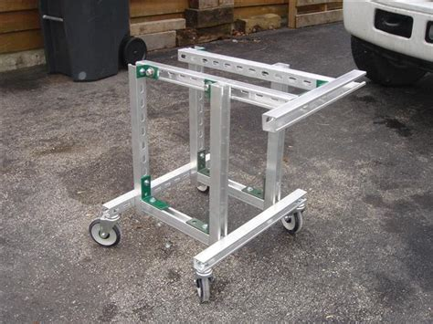 outdrive stand  lift homemade  welding offshoreonlycom