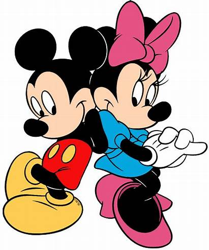 Minnie Mickey Mouse Clip Disney Clipart Cliparts