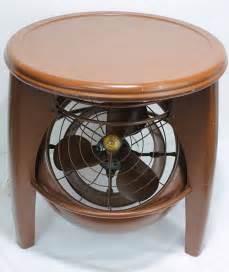 antique fan that s also a step stool vintage vornado fan