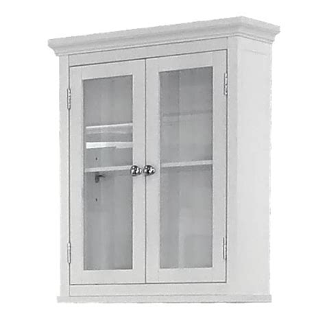 Target White Cabinet by Home Fashions Avenue Wall Cabinet White