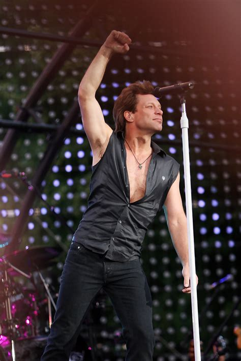 Jon Bon Jovi Photos Bank America Major