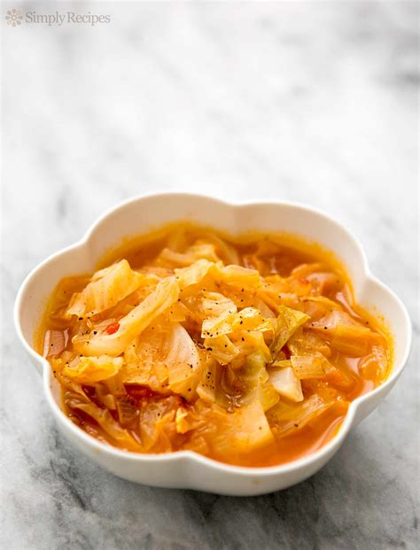 canbage soup cabbage soup recipe simplyrecipes com
