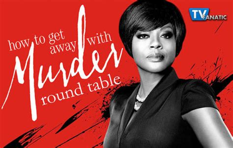 How Get Away With Murder Round Table Did Annalise