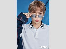 Photo Wanna One for April Issue of Star1 Magazine