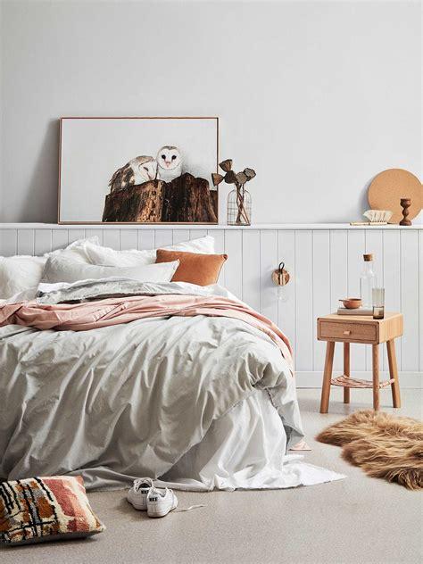 bedroom ideas  feature wall realestatecomau