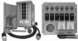 Install A Generator Transfer Switch  How To And How Not To