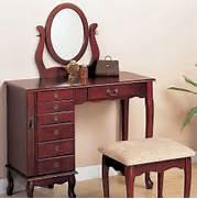 Vanity Set by Vanity Set CO 073 Bedroom Vanity Sets