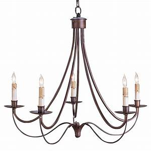 Melisenda french country rubbed bronze wrought iron
