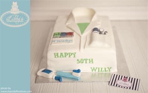 lab coat cake orthodontist cakecentralcom