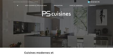 cuisiniste aubagne cuisiniste pour pose de cuisine sur mesure à aubagne ps cuisines agence web marseille jalis