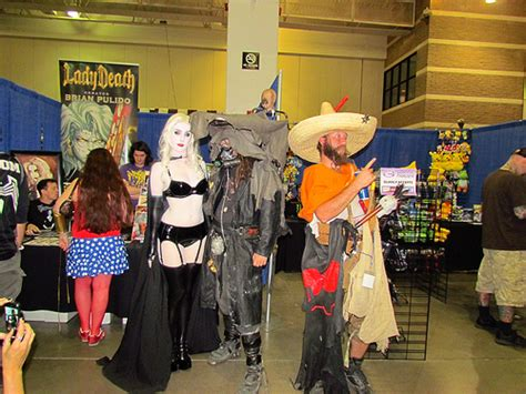 The Sixth Annual Tucson Comic-con