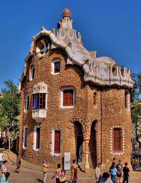 Gaudi Building, A Photo From Barcelona, Catalonia Trekearth