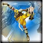 Monk Fantasy Final Ffxiv Xiv Ff14 Realm