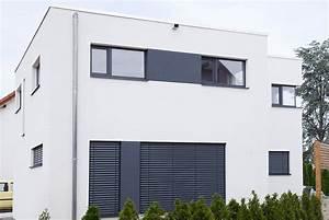 Hausfassade Weiß Anthrazit : einzelansicht fensterverb nde ~ Markanthonyermac.com Haus und Dekorationen