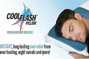 cooling pad for hot flashes cooling pillow chillow With cool pillow for hot flashes