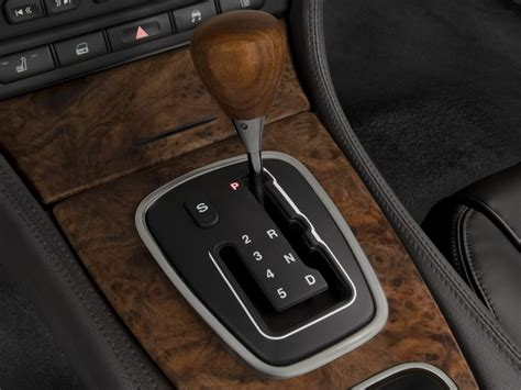 2008 Jaguar S-type 4-door Sedan 3.0 Gear Shift