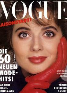 140 best images about Isabella Rossellini magazine covers ...
