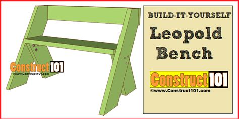 kitchen compost bin leopold bench plans pdf construct101