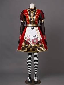 Alice Madness Returns Red Queen Dress | www.pixshark.com ...