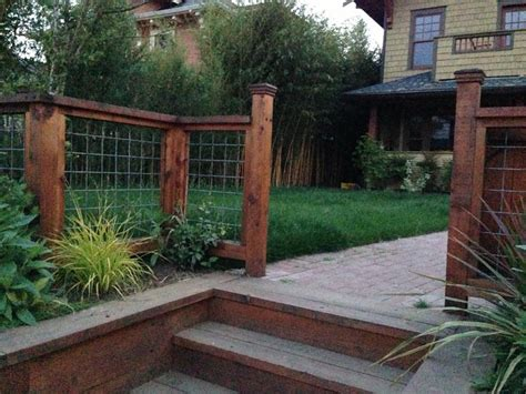fences for yards low fence for front yard yard