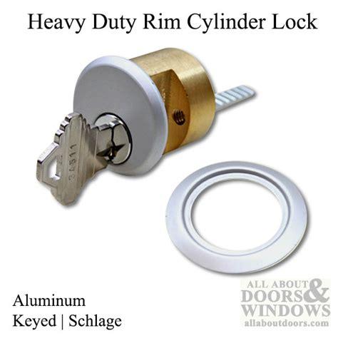 cylinder lock 5 pin brass w schlage sc1 keyway for