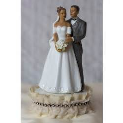 wedding ring bearer antique silk and rhinestones american and groom wedding cake topper wedding cake