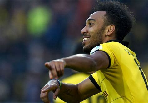 Aubameyang wears custom boots in Dortmund's draw with ...