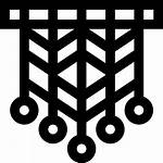 Macrame Icon Svg Tools Lineal Icons