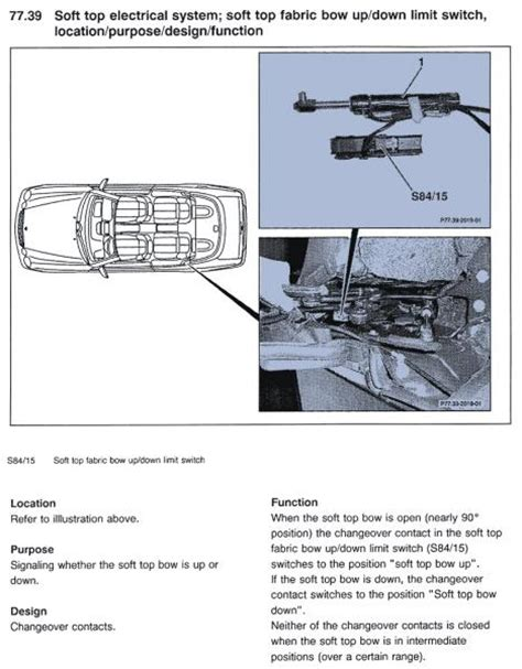 clk convertible top problem solving common electrical and hydraulic system failures mbworld
