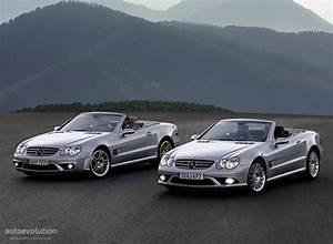 Sl Auto : mercedes benz sl 65 amg r230 2006 2007 2008 autoevolution ~ Gottalentnigeria.com Avis de Voitures