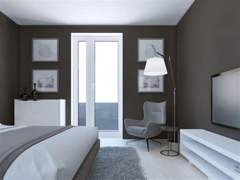 chambre 2 couleurs peinture idee deco chambre peinture