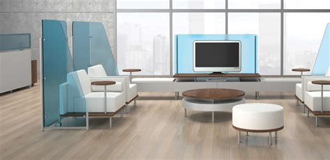 modern bureau office layout transitions going from traditional to