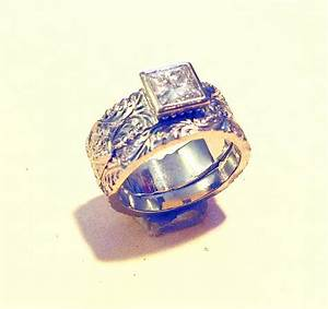 country wedding ring one day i39m getting married With western wedding ring sets