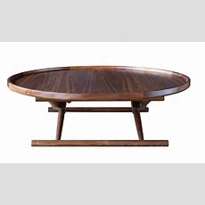 Matthiessen Coffee Table Type Three In Oiled Walnut For