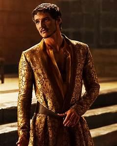Oberyn Martell - Game of Thrones Fan Art (37085921) - Fanpop