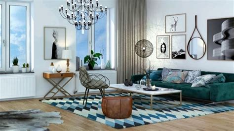 scandinavian style living room design ideas youtube