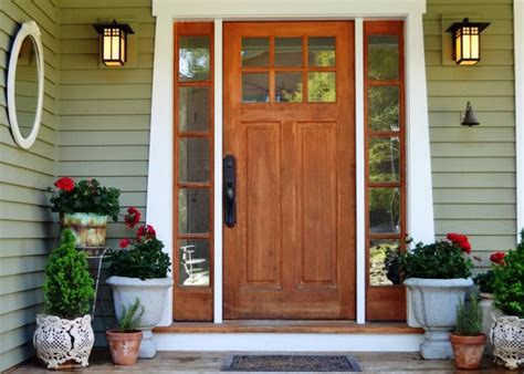 ways  decorate  front porch  entryway diy