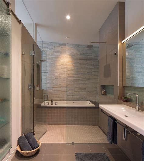 Bath And Shower Combination by Enchanting Modern Tub Shower Enclosures 118 Modern Bathtub