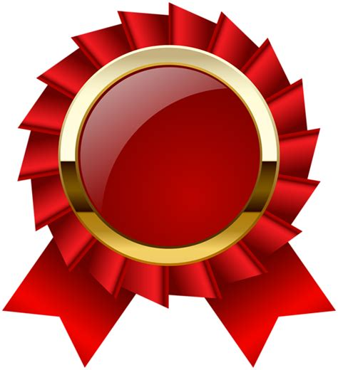 award rosette ribbon png clipar image ribbon png