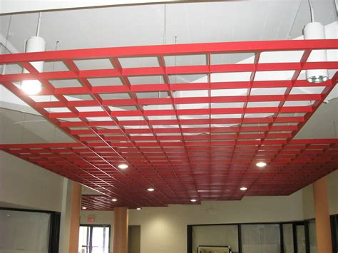Drop Ceiling Design by Contemporary Drop Ceiling Grid Modern Ceiling Design