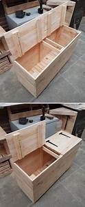 Creative, And, Unique, Wood, Pallet, Projects, Ideas