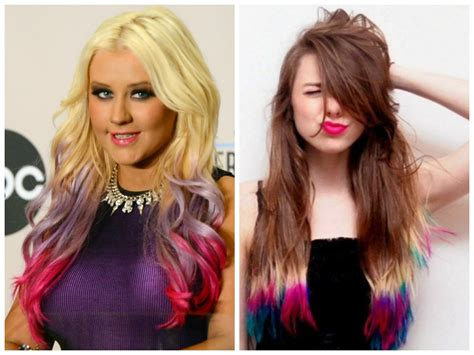 Multi Color Hair Dye Spefashion
