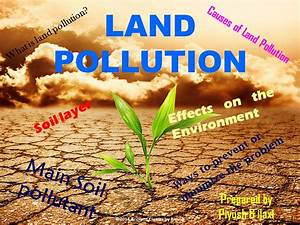 Land Pollution Basics Effects And Prevention - Buysellteach