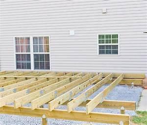 Terrasse selbst bauen mit dielen oder fliesen zum for Terrasse selbst bauen