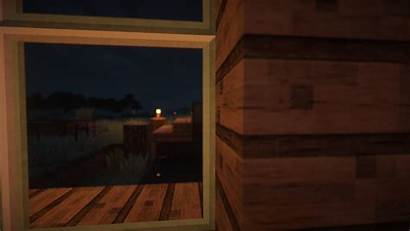 Minecraft Shelf Glsl Layer Wooden Games Brown