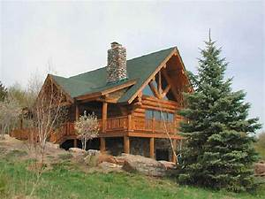 Gorgeous Log Homes Beautiful Log Cabin Home  Nice Log