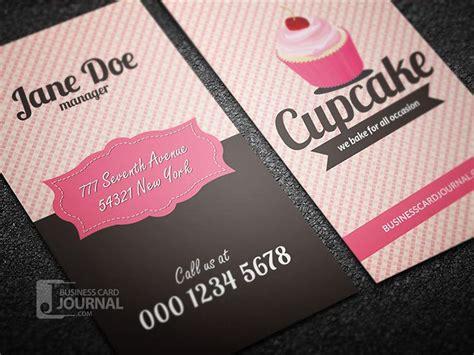 Modern Psd Free Cupcake Business Card Template Designed In Business Card Printing Subang Jaya Metal Cheap Kinkos Visiting Corner Cutting Machine Creative Design Templates Holders Bulk Laser In Chennai