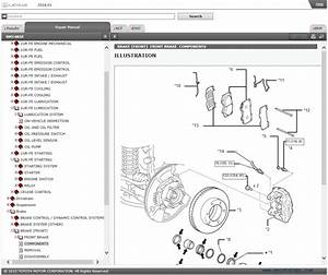 Lexus Car Gx400 And Gx460 Factory Service Information