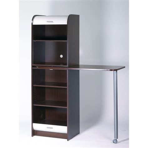 meuble de cuisine avec table integree table de cuisine meuble de rangement beaux meubles pas chers