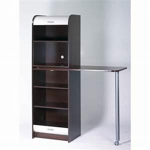 Table Rangement Cuisine : table de cuisine meuble de rangement beaux meubles pas chers ~ Teatrodelosmanantiales.com Idées de Décoration